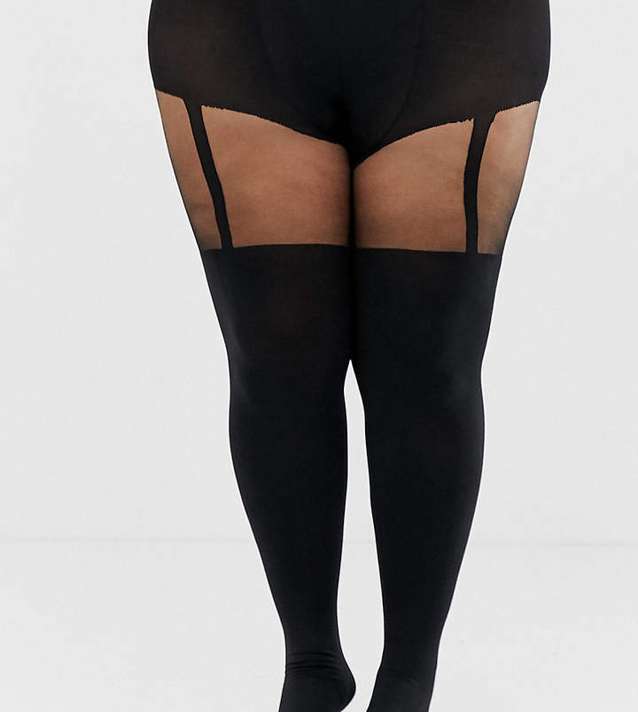 06d81de20a7d7 These Plus Size Tights Will Make Your Winter Outfits More ...