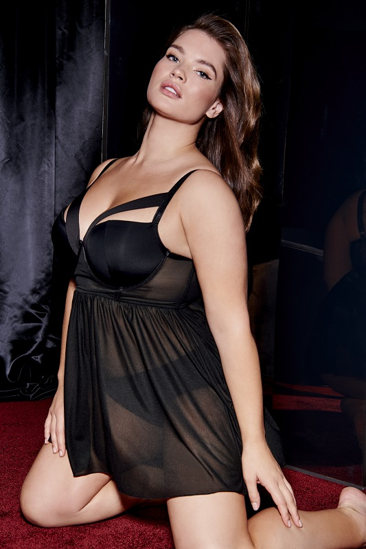 a109db762c55a Checkout Torrid s plus size lingerie capsule collection with Tara Lynn at  Torrid.