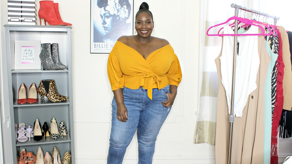 Boohoo plus size review of the boohoo spring break collection.