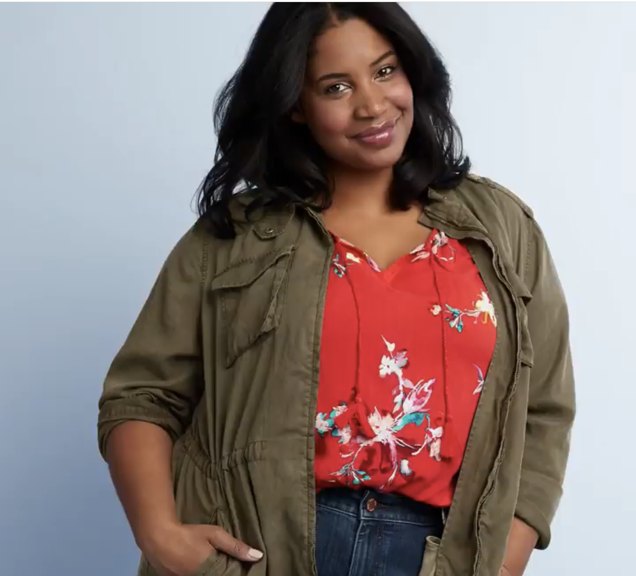 Kohl\'s Launches New Affordable Plus Size Line That Goes Up ...