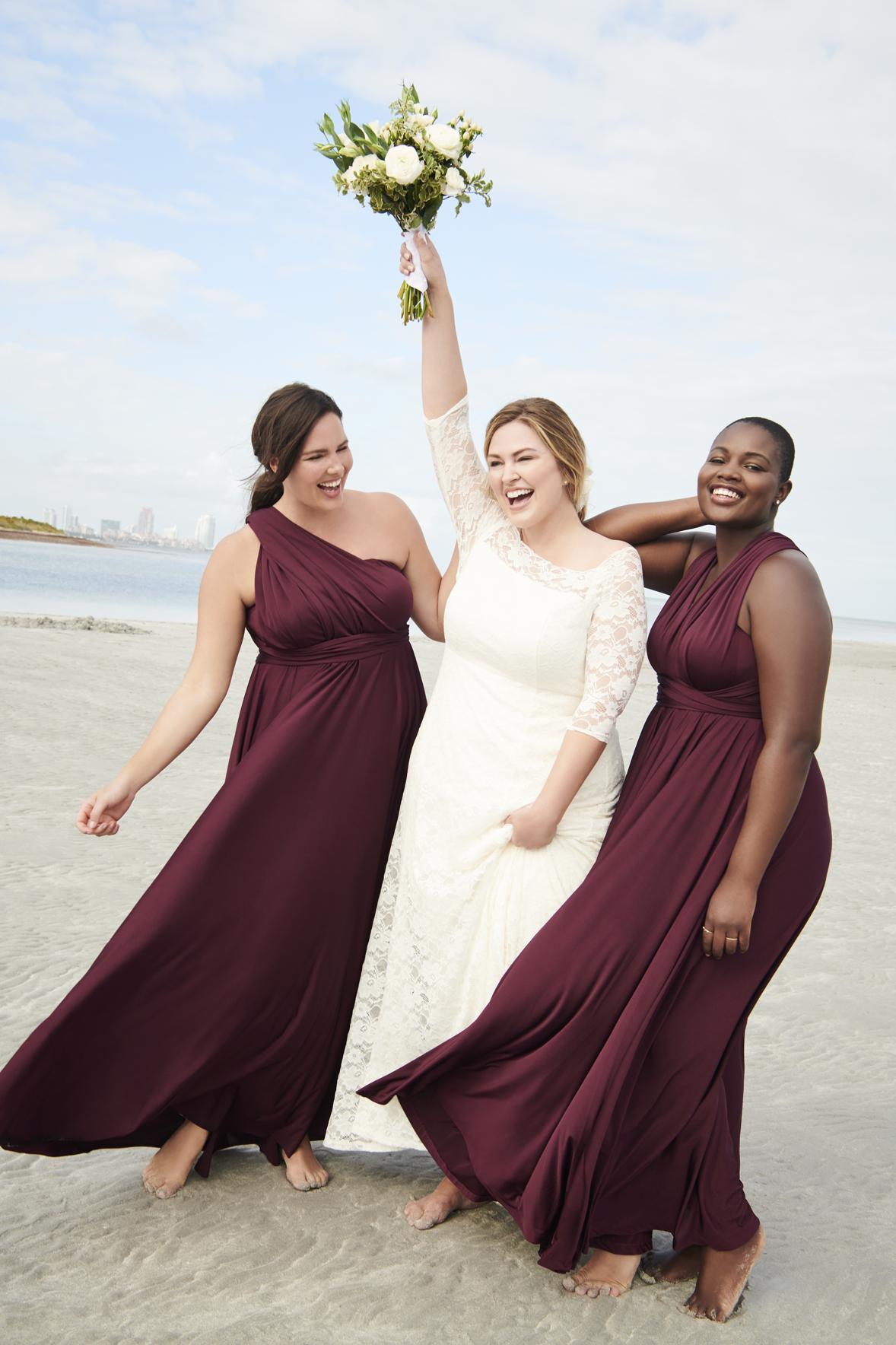 8518e91ed1a Torrid Launches New Wedding Shop For Plus Size Brides | Stylish Curves