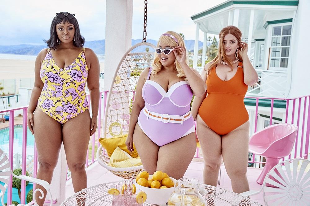 e21c6d8a3d9 Ashley Stewart Debuts A New Sexy Swimwear Collection