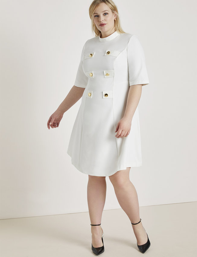Plus Size White Party Dresses Perfect For Every Occasion ...