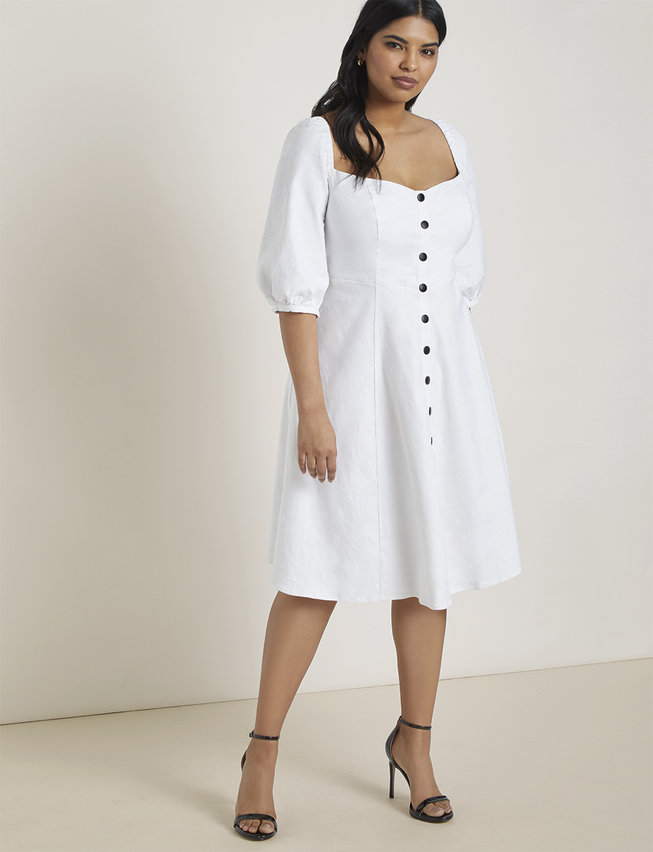 Plus Size White Party Dresses Perfect For Every Occasion | Stylish ...